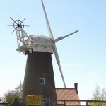 Windpump on Norfolk Broads