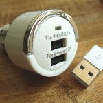 USB travel adapters