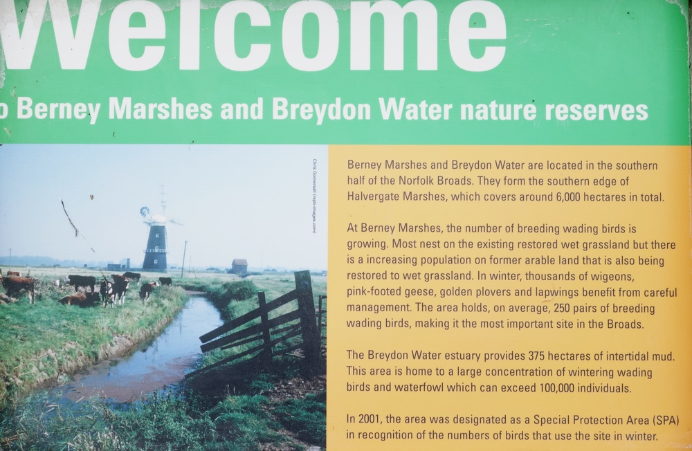 Breydon Water Natural Reserve