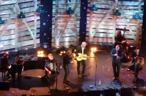 Mark Knopler at BBC Radio 2 Folk Awards