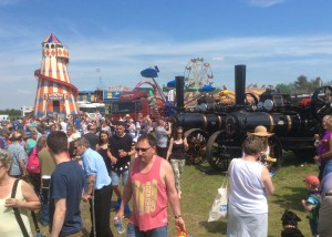 Stotfold Mill Steam Fair 2016